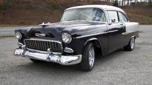 1955 Chevrolet Bel Air 2-Door Sedan | T297 | Indy 2012