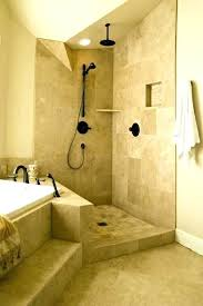 Bathroom Remodel Ideas Pictures Interesting Open Shower Design Open Shower Design R Tile Showers Home Open