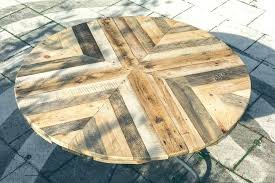 patio round patio table fresh or metal and ass image with mesmerizing wood plans pallet