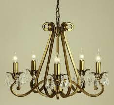 oksana antique brass 5 light chandelier interiors 1900