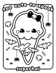 Small Picture Inspirational Kawaii Coloring Pages 33 For Your Coloring Books