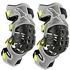 Alpinestars Knee Pad Size Chart Alpinestars Bionic 7 Knee Pads