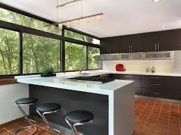 Kitchens With Terracotta Floors Black Kitchen Terracotta Tile Floors Zillow Digs Zillow