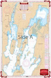 27 Disclosed Lake George Nautical Chart