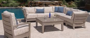Ebel Napoli Outdoor Dining and Seating Aluminum Furniture
