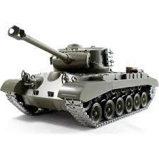 Радиоуправляемый танк Heng Long Snow Leopard Pro масштаб ...
