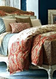 ralph lauren paisley duvet cover queen comforter set sets bedding collections on white size