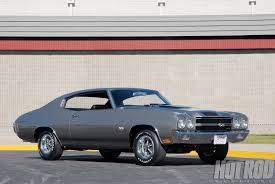 This 1970 Chevelle SS454 from a Day-Two Bruiser to a Concours ...
