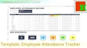 Attendance Tracker Free Employee Attendance Tracker Template Employee Schedule Spreadsheet