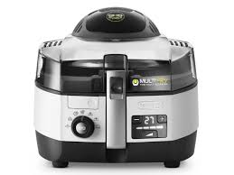 delonghi low oil air fryer and multicooker extra chef fh1394