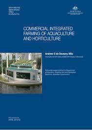 Aquaponics Clarifier Design Aquaponics Research Paper Issi Report Commercial Integrated