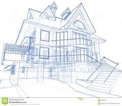 Architecture house blueprints Homes Floor Plans