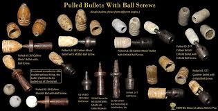 Us M1855 58 Caliber Ball Screw The Only Way You Could