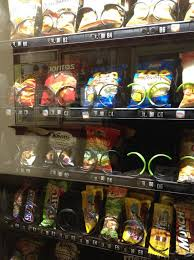 Healthy Snacks For Vending Machines Extraordinary RIVERSIDE City Putting Healthier Snacks In Vending Machines Press