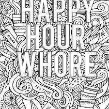 Printable Coloring Pages Inappropriate Coloring Pages For Adults