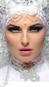 arabic party wear bridal eye face makeup tutorial beauty stan fashion trend trending style article 16