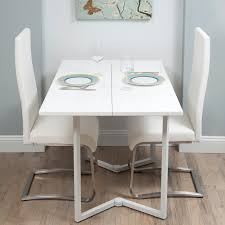 White Square Kitchen Table Dining Table Set White Loved Image Of Counter Height Tall