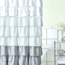 light grey shower curtain grey shower curtains light grey shower curtain gray ruffle shower curtain inspirational