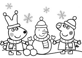 Small Picture Dibujos de Peppa Pig para Imprimir y Colorear GRATIS