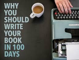 Write a book in 100 days