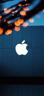ng08-apple-logo-blue-orange-dark-wallpaper