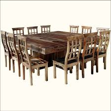 contemporary dining room tables that seat 12