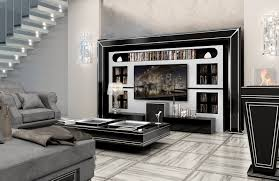 Tv Wall Units Luxury Tv Wall Unit Designed And Produced By Vismara Design