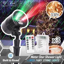 Laser Star Light Red Green Details About X Mas Outdoor Laser Star Light Red Green Projector 3 Pcs Copper String Lights