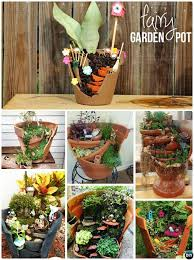 diy broken pot planter instructions 20 diy upcycled container gardening planters projects