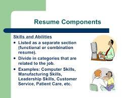 Define Combination Resumes Resume Workshop