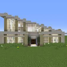 glass modern house blueprints for