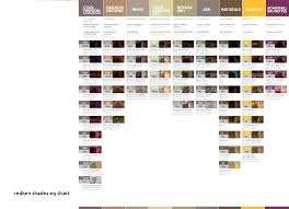 Redken Shades Color Chart Redken Shades Eq Cream Color Chart Www Bedowntowndaytona Com