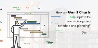 How Gantt Chart Can Improve The Construction Projects