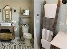 15 cool diy towel holder ideas for your bathroom with hanging regarding bathroom towel storage