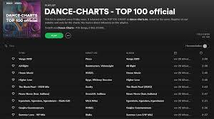 Dance Charts Top 100 Vom 04 Oktober 2019