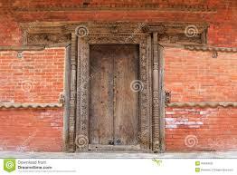 Decorazioni In Legno Da Parete : Decorazione di legno elaborata della parete e dello stipite a