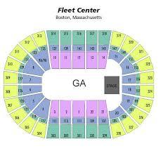 U2 Seating Chart Las Vegas