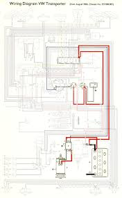 thesamba com type 2 wiring diagrams unfused schematic highlight