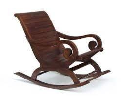 wooden rocking chair. wooden rocking chair in ambewadi