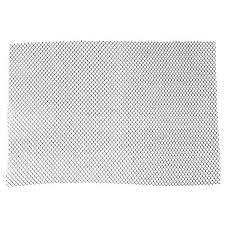 Plastic Shelf Liner Roll 24' Black Plastic Mesh Bar Mat Black Shelf Liner 18