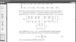 solving schrodinger equation numerically pt 2