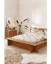 Here's a Great Price on Modern Boho Platform Bed Frame - Brown One ...