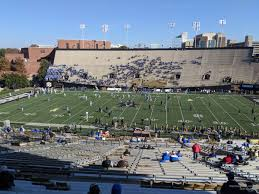 Vanderbilt Football Stadium Virtual Seating Chart Vanderbilt Stadium Section Bridge Rateyourseats Com