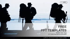 National Guard Powerpoint Templates Free Military Powerpoint Templates Design