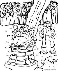 Small Picture Ezra Reading the Law Coloring page Bible Coloring Time