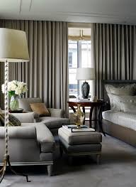 impressive blackout curtain liner in bedroom traditional with large