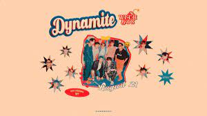 BTS Dynamite Desktop Wallpapers - Top ...