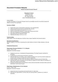 Resume For Clerical Position 10 Best Clerical Resumes Images Resume Examples Cover