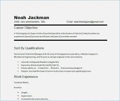 Sample Resume Objective Statement General Resume Objective Example globishme 80