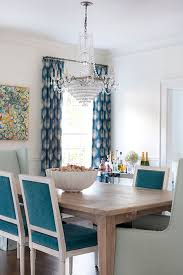 french turquoise velvet dining chairs